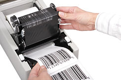 Thermal Transfer Label Barcode