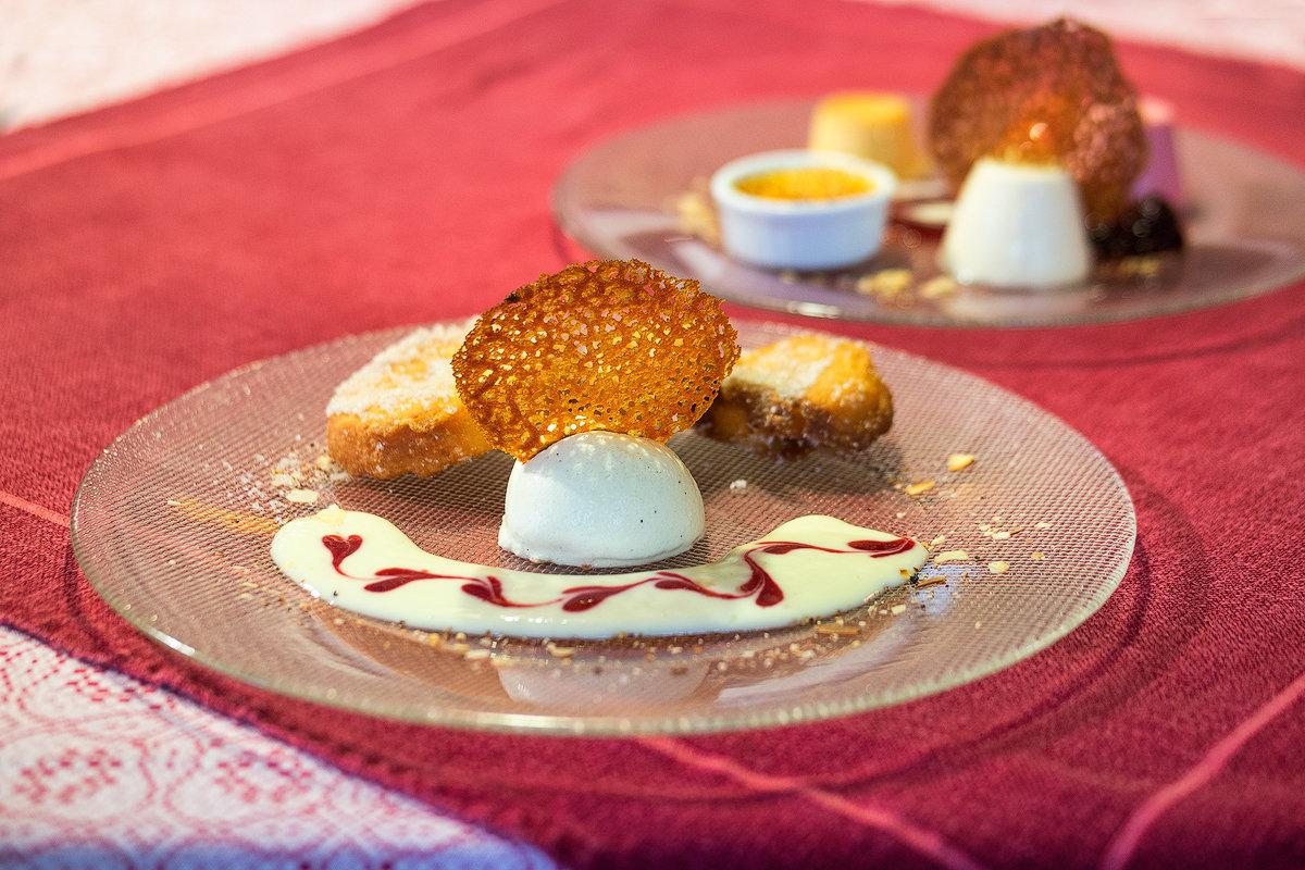Dessert - Restaurant Albrecht-Dürer-Stube