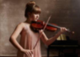 Violin Player