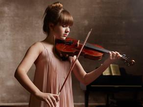 バイオリンの右手の話