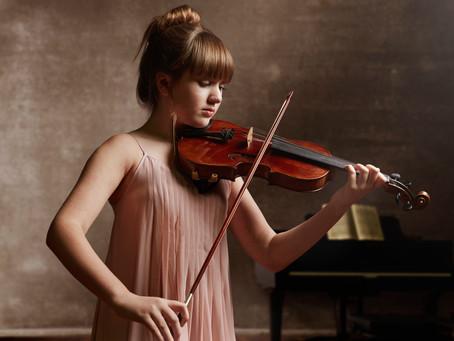 Welches Instrument für mein Kind?