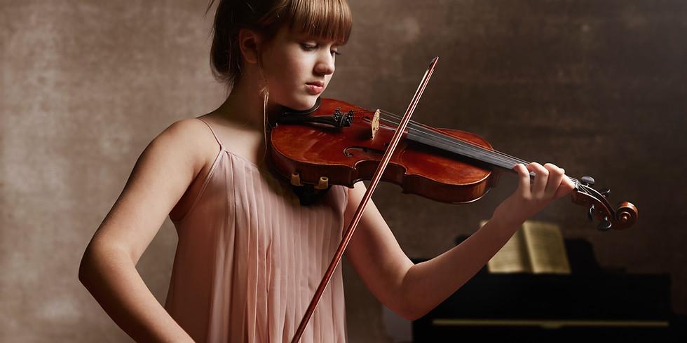 Evelin Tammiku viiuliõpilaste kontsert