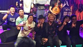 2016年9月17日(土)80's music & culture BAR reflex「MOONSHOT」