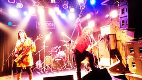 """2017年3月18日(土)大阪Live Space """"Vi-code""""「Let's Go Crazy!」"""
