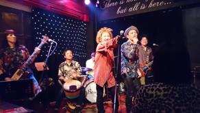 2019年2月2日(土) Tommy&Aji × HEDGEHOG 2マンライブ 「2月というだけの夜 VOL.3」 bar BASSIC.