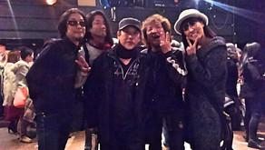 2017年1月21日(土)「舞士 CD『つきもの』発売記念TOUR」livehouse CB
