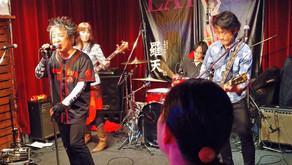 2020年2月23日(日) 「激突 広島福岡大戦争」 薬研堀 LIVE Cafe Jive