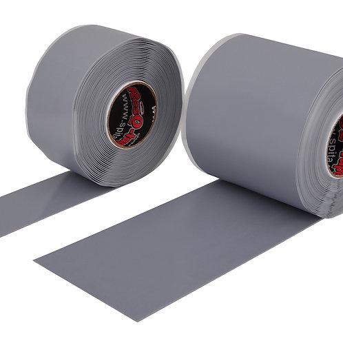 ResQ-Tape Silikonband grau 25.4 mm breit