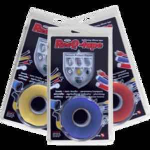 ResQ-Tape Silikonband braun 25.4 mm breit