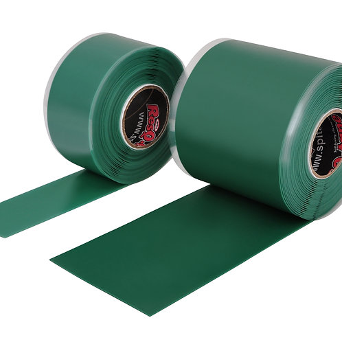 ResQ-Tape Silikonband grün 25.4 mm breit