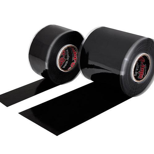 ResQ-Tape Silikonband schwarz 50.8 mm breit