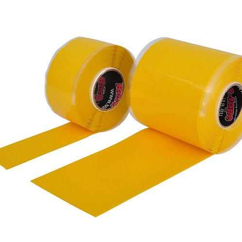ResQ-Tape Silikonband gelb 25.4 mm breit