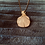 """Thumbnail: """"For The Heart""""  wire wrapped Rose Quartz"""