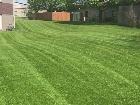 Commercial Property Mowing