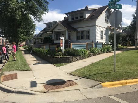 Corner Residential property