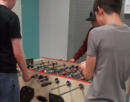 Gravity Autism Support Teen club Dublin