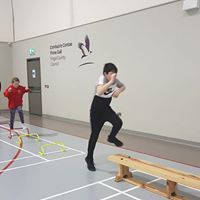 Gravity Autism Support Fun fitness class