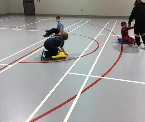 Fitness club Gravity autism support