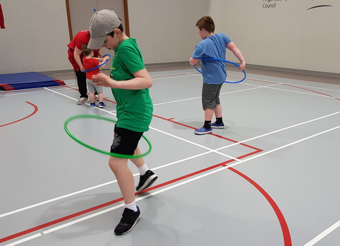 Junior football Gravity autism support