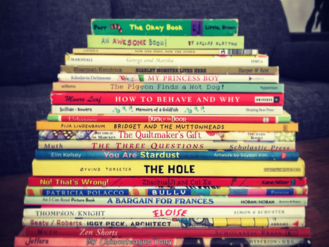 50 books that do what politicians don't: Teach kids to be moral