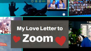 My love letter to Zoom