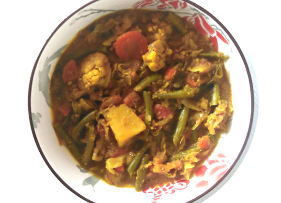 Malay Vegetable Curry