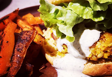 bhaaji burger