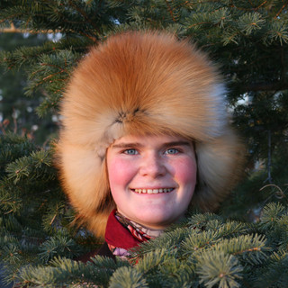 Smile through spruce.JPG