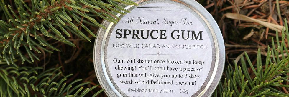 Wild Spruce Gum