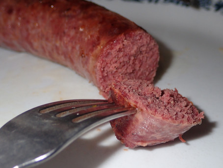 Making Beef Sausage with Real Casings