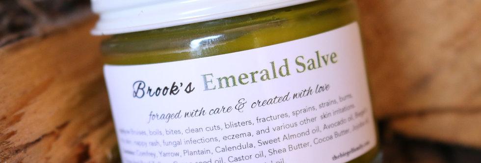 Brook's Emerald Salve 2oz