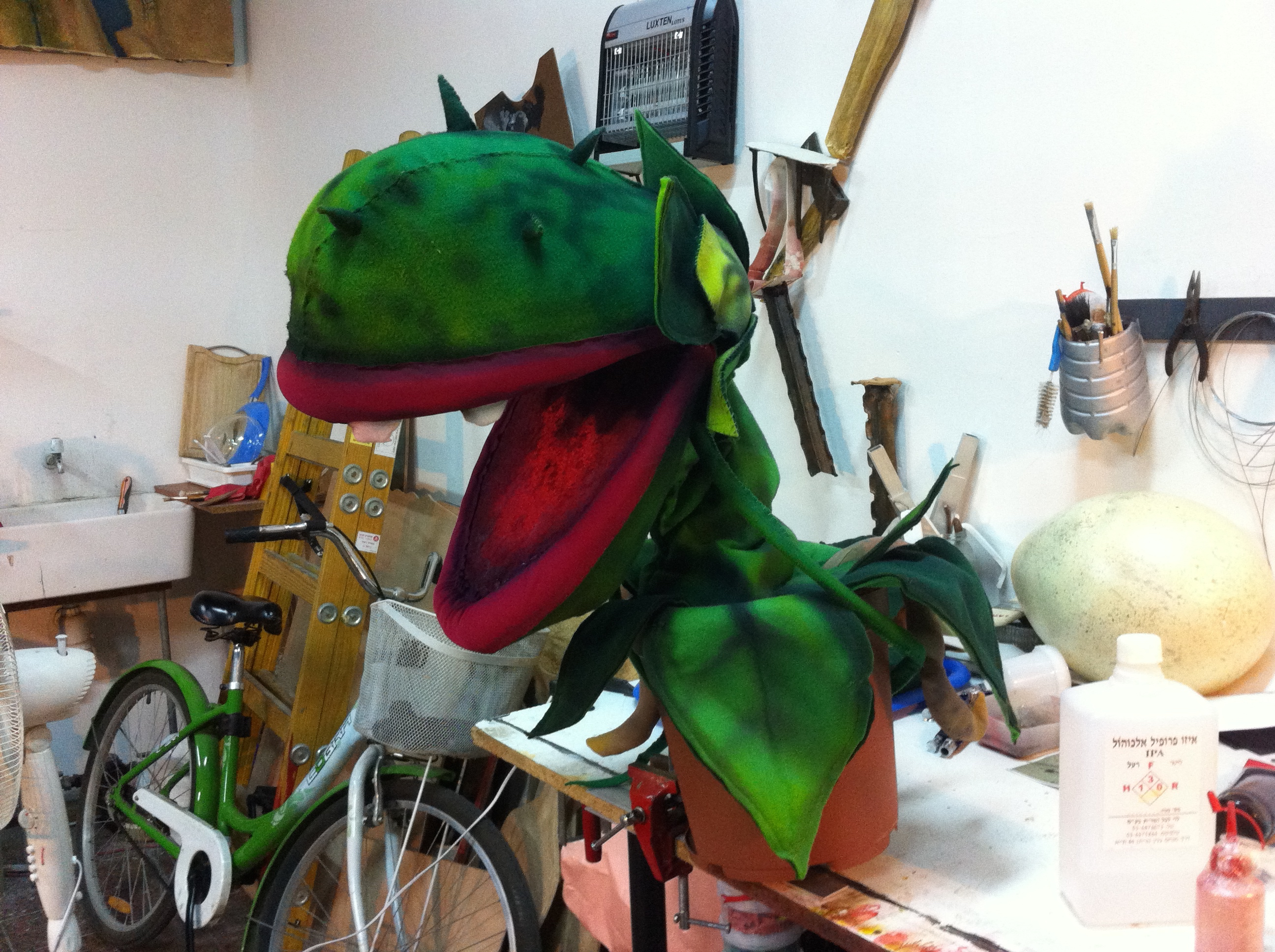 Audrey2 stage2