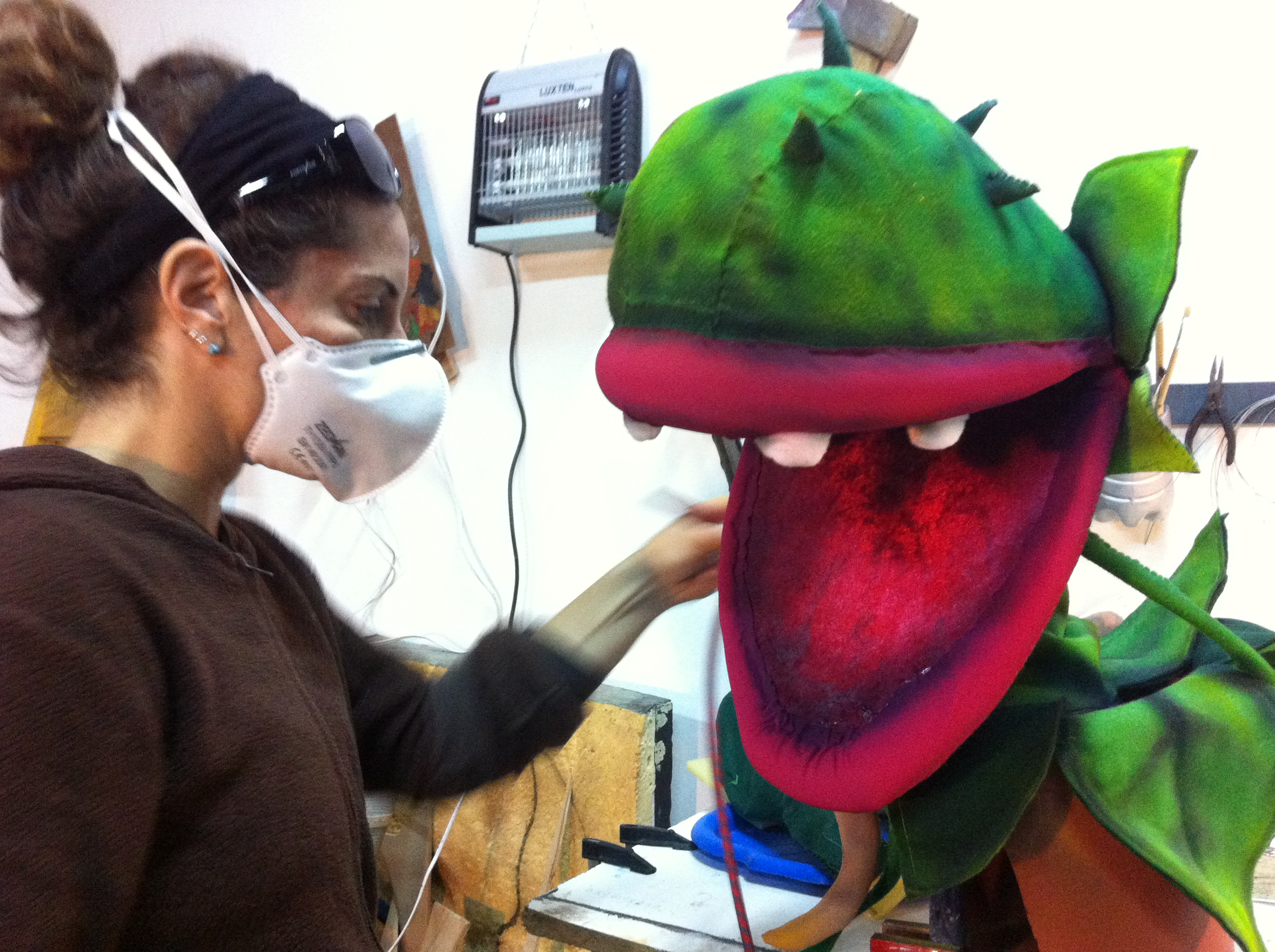 Audrey 2 stage 2