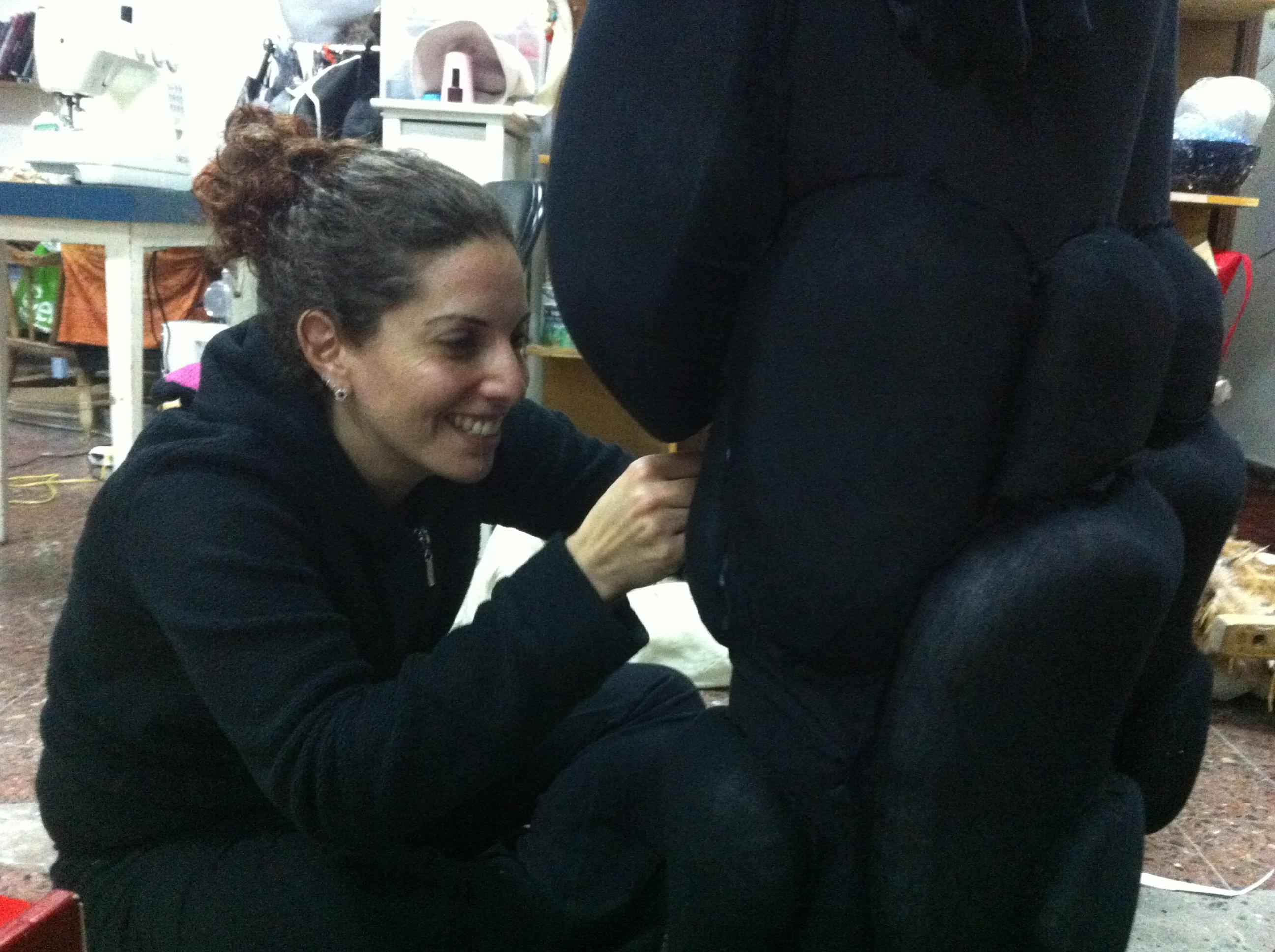 Sewing Abulele