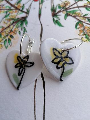 Daffodil Hoops