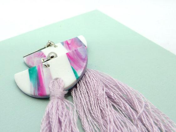 Bubblegum | tasseled