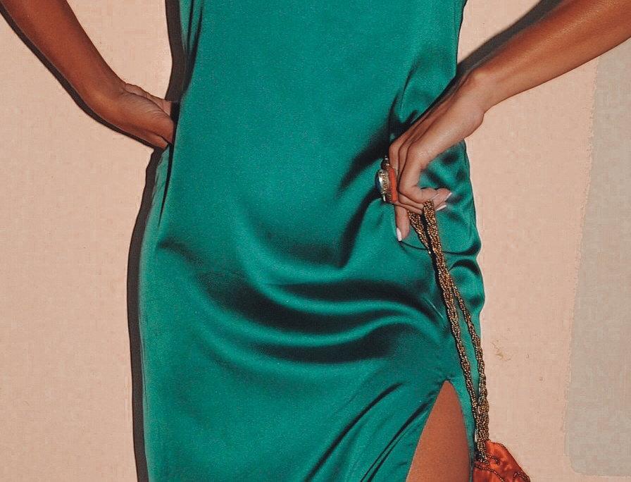 Sensual Slip Dress
