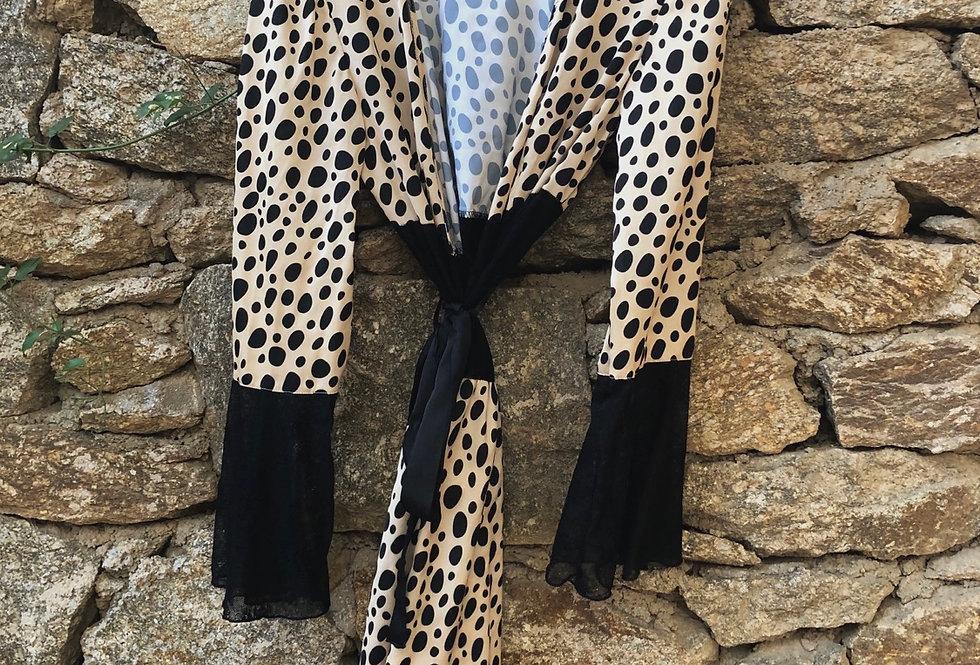 Slip Kimono Tribe