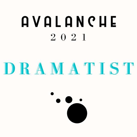 Dramatist Subscription 2021