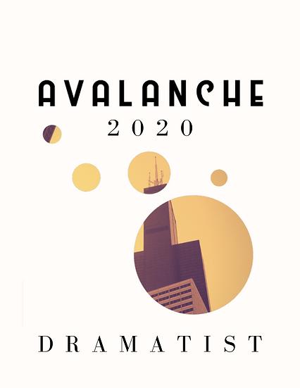 Dramatist Subscription 2020