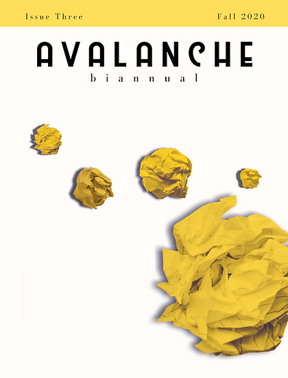 Avalanche Biannual: Issue Three