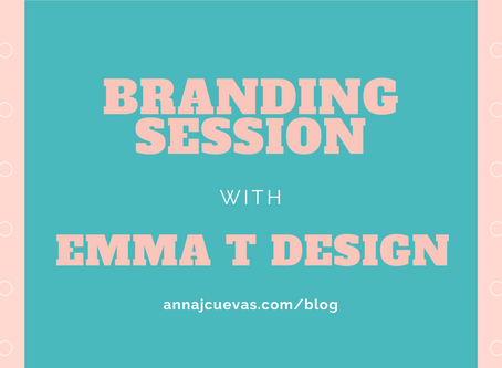 Branding Session with Emma T Design | Wakefield, Massachusetts