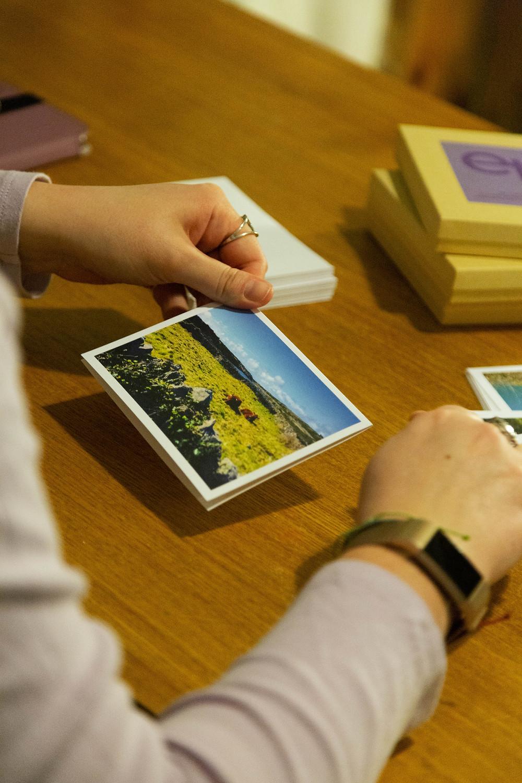 wakefield massachusetts graphic designer photographer artist notecards