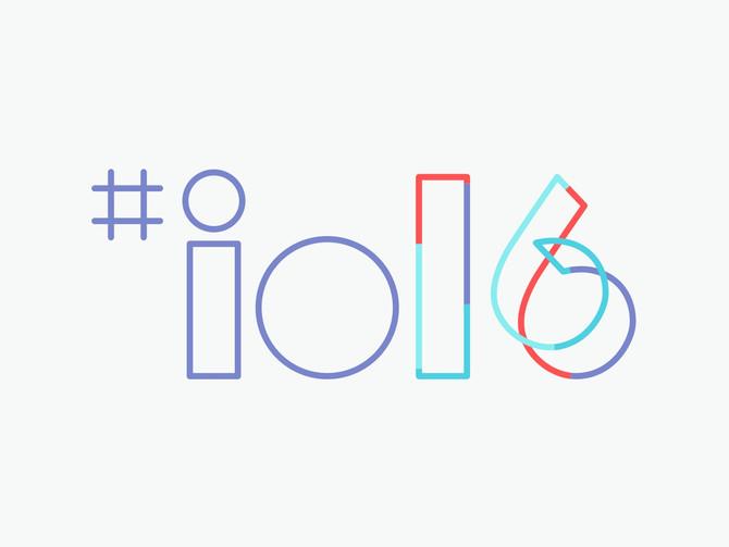 Google I/O 2016 Buzz