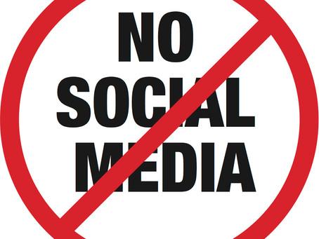 One Week Off Social Media