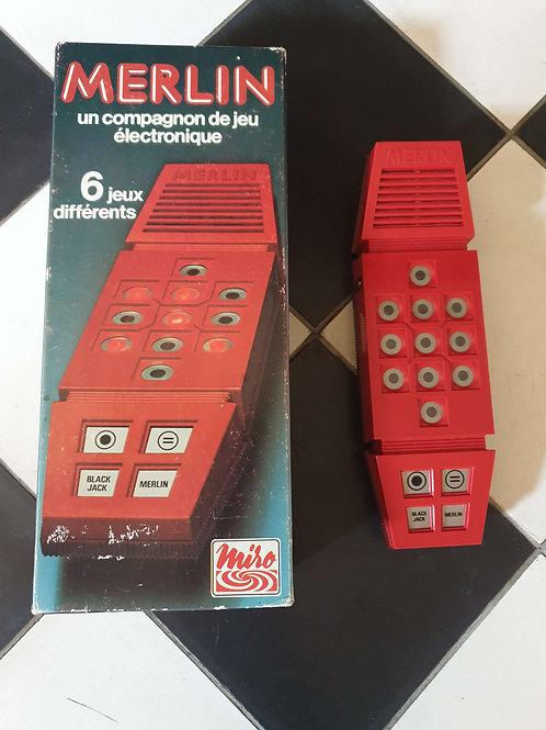 Jouet électronique portable MERLIN - 1978