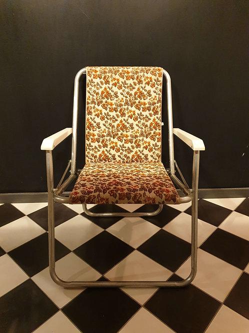 Chaise pliante Kettler vintage
