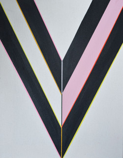 V-Neck 3, 35 x 45 cm