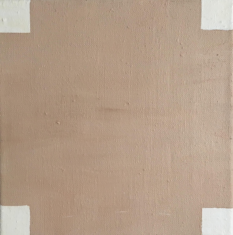 24 x 24 cm creme squares