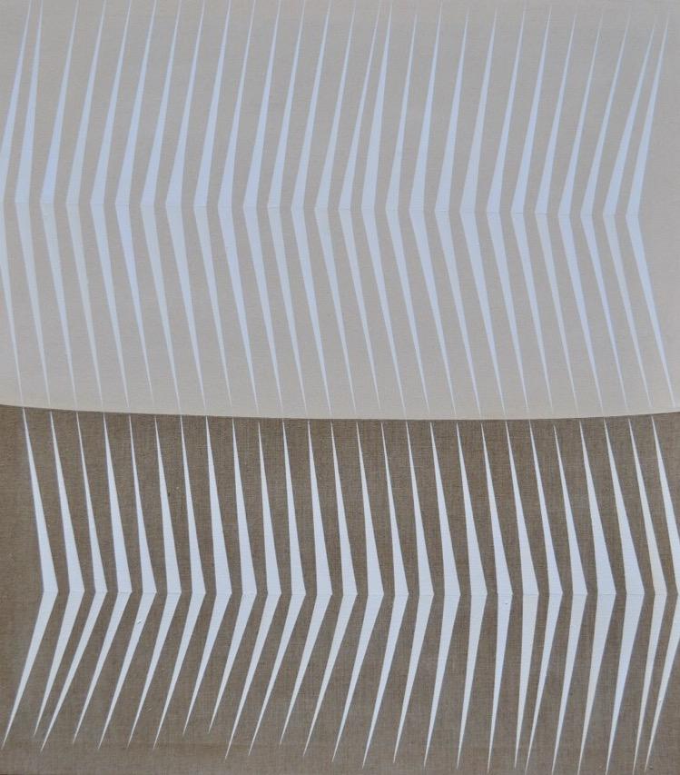 Regular Moving, 130 x 110 cm